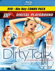 Dirty Talk (DVD + Blu-ray Combo):  Dirty Talk (DVD + Blu-ray Combo) Blu-ray Porn Video