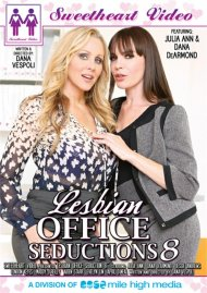 Lesbian Office Seductions 8:  Lesbian Office Seductions 8 Porn Video