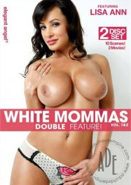 White Mommas Double Feature! Vol. 1 & 2:  White Mommas Double Feature! Vol. 1 & 2 Porn Video