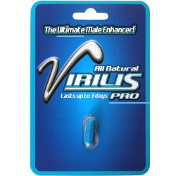 Virilis Pro Male Enhancement - 1 Pill Pack Sex Toy