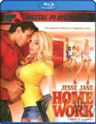 Jesse Jane Homework:  Jesse Jane Homework Blu-ray Porn Video