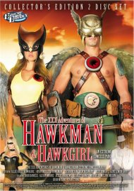 XXX Adventures Of Hawkman &amp; Hawkgirl, The:  XXX Adventures Of Hawkman &amp; Hawkgirl, The Porn Video