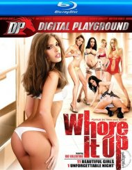 Whore It Up:  Whore It Up Blu-ray Porn Video